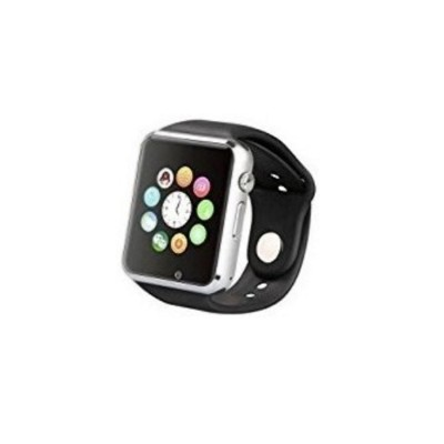 Worry Free Gadgets G10-SWATCH-BLK G10 Smart watch for Android /iOS Bluetooth - Black