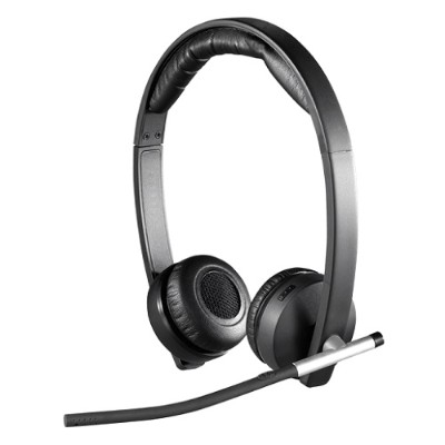 Logitech 981-000511-OB H820E Wireless Headset (Open Box Product  Limited Availability  No Back Orders)