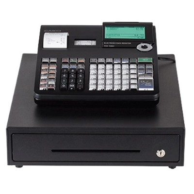 Casio PCR-T2300-OB PCR-T2300 Cash Register (Open Box Product  Limited Availability  No Back Orders)
