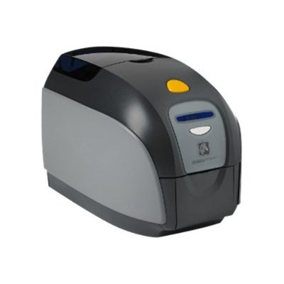 Zebra Tech Z11-0000H000US00-OB ZXP Series 1 - Plastic card printer - color - dye sublimation - CR-80 Card (3.37 in x 2.13 in) - 300 dpi - up to 500 cards/hour (