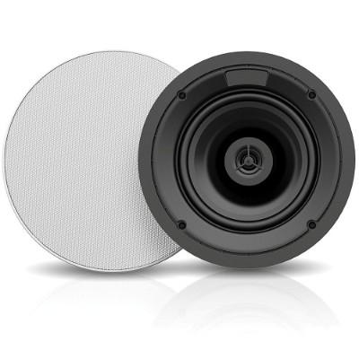 MTX ICM612 6.5 2-Way 50W RMS 8 Ohm In-Ceiling Speaker Pair