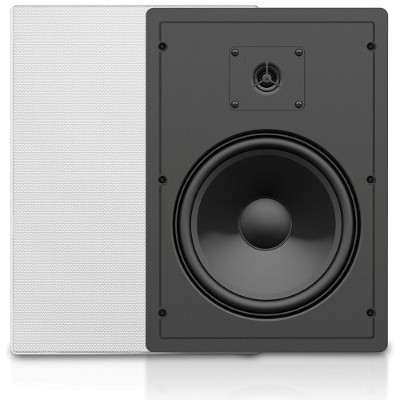 MTX IWM820 8 2-Way 65W RMS 8 Ohm In-Wall Loudspeaker Pair