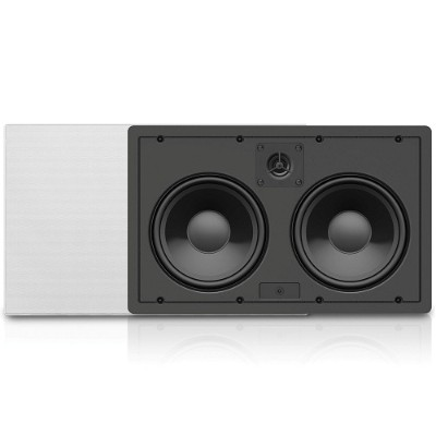MTX LCRM62 Dual 6.5 2-Way 65W RMS 8 Ohm In-Wall/In-Ceiling LCR Loudspeaker