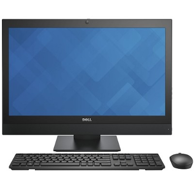 Dell H1CH6-OB OptiPlex 7440 Intel Core i5-6500 Quad-Core 3.60GHz All-in-One Desktop - 8GB RAM  256GB SSD  23 WLED FHD Non-Touch  DVD+/-RW  802.11ac  Bluetooth