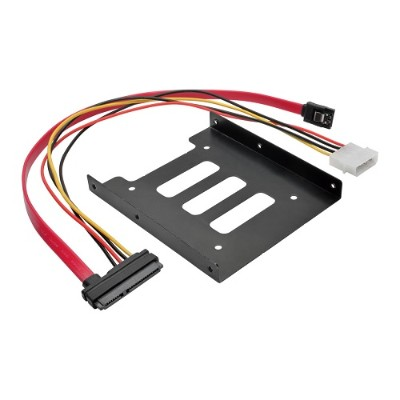 TrippLite P948-BRKT25 2.5 Inch SATA Hard Drive to 3.5 Inch Drive Bay Mounting Kit
