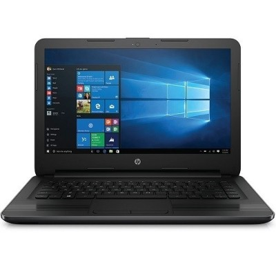 HP Inc. 1FX85UT#ABA 250 G5 Intel Core i3-5005U Dual-Core 2GHz Notebook PC - 4GB RAM  500GB SATA  15.6 HD SVA Anti-Glare Slim LED-backlit  Gigabit Ethernet  Blue