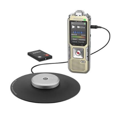 Philips DVT8010/00 Digital Voice Tracer DVT8010 - Voice Recorder