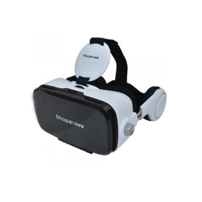 SmartSync Software SV-849VR Virtual Reality Headset with Built-in Stereo Headphones