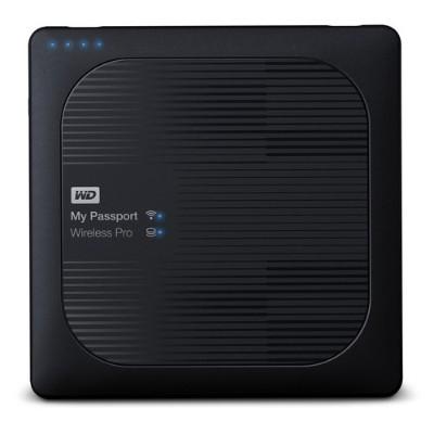 WD WDBVPL0010BBK-NESN 1TB MY PASSPORT WIRELESS HD