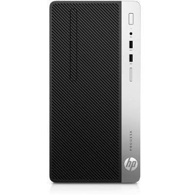 HP Inc. 1MQ44UT#ABA Smart Buy ProDesk 400 G4 Intel Core i5-7500 Quad-Core 3.40GHz Microtower PC - 8GB RAM  256GB SSD  Slim ODD  Gigabit Ethernet