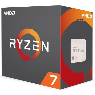Advanced Micro Devices YD180XBCAEWOF Ryzen 7 1800X 8-Core 4.0GHz Desktop Processor