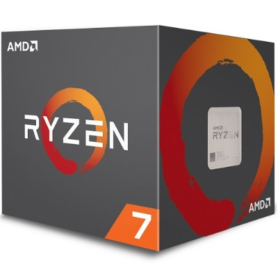 Advanced Micro Devices YD1700BBAEBOX Ryzen 7 1700 8-Core 3.70GHz Desktop Processor
