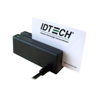 ID TECH IDMB-354112B MiniMag Series intelligent swipe reader