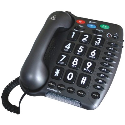 Geemarc AMPLIPOWER60 67dB Extra-Loud Speakerphone