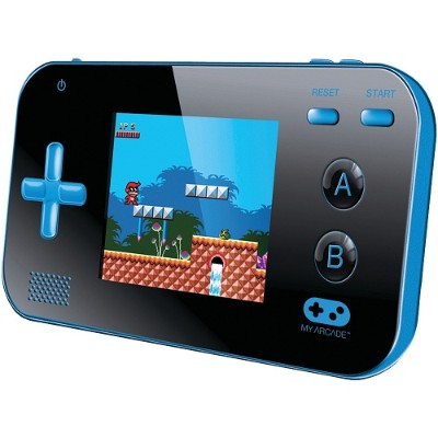 dreamGEAR DGUN-2888 My Arcade Gamer V Portable Gaming System (Blue/Black)