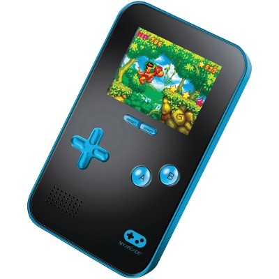dreamGEAR DGUN-2890 My Arcade Go Gamer Portable Gaming System - Blue/Black