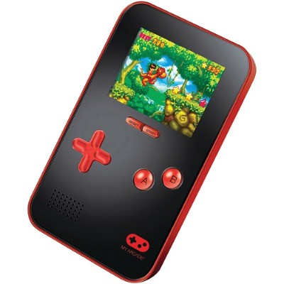 dreamGEAR DGUN-2891 My Arcade Go Gamer Portable Gaming System - Red/Black