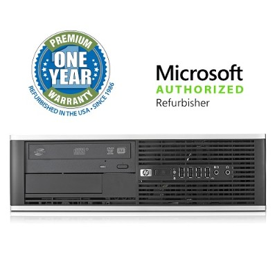 HP Inc. MOLHP6005/3.0AMD 6005 Pro AMD Athlon II X2 B28 3.0GHz Small Form Factor PC - 2GB RAM  160GB HDD  DVD-ROM  Gigabit Ethetnet - Refurbished