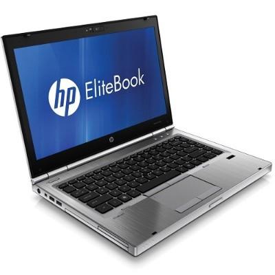 HP Inc. MBHP8460-W10/2.5i5-8 Elitebook 8460P Intel Core i5-2520M Dual-Core 2.50GHz Notebook - 8GB RAM  250GB HDD  14 HD LED  Fast Ethernet  802.11ac  Bluetooth