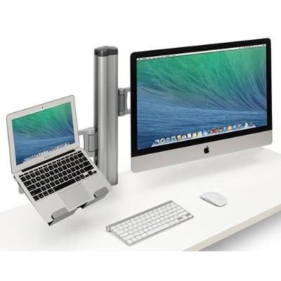 Bretford Manufacturing TY174BG1 MobilePro Desk Mount Combo