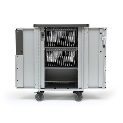 Bretford Manufacturing HKPZ2BG1 PowerSync MiX Cart