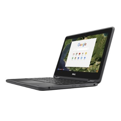 Dell 83C80 Chromebook 3180 Education 11 Notebook - 1.60GHz Intel Celeron N3060  4GB Memory  16GB  11.6 HDF Non-Touch LCD  42W  3 cell LGC  Black Non-Touch LCD C