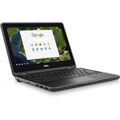 Dell 2NN30 Chromebook 3189 Intel Celeron N3060 Dual-core 1.60GHz Notebook PC - 4GB RAM  16GB SSD  11.6 IPS touchscreen  802.11a/b/g/n/ac  Bluetooth 4.2 - Blueto