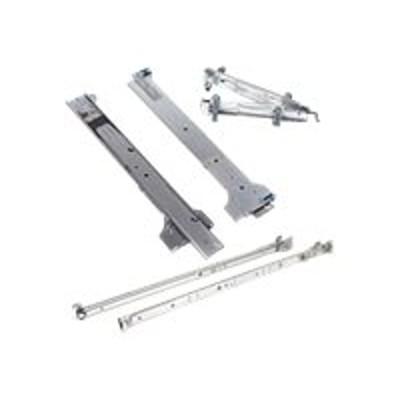 Dell 770-BBIO ReadyRails Static - Rack rail kit - 2U - for PowerEdge R510  R515  R520  R530  R720  R730  T430  PowerVault DL2000  DL2200  NX3100