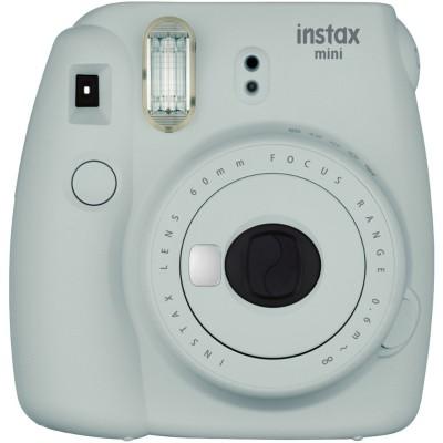 Fujifilm 16550629 Instax Mini 9 - Instant camera - smokey white