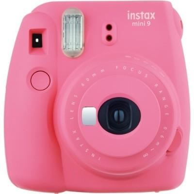 Fujifilm 16550631 Instax Mini 9 - Instant camera flamingo pink
