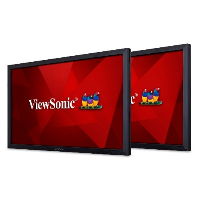 ViewSonic VG2449_H2 24 Dual Monitor Pack with Superclear MVA Panels