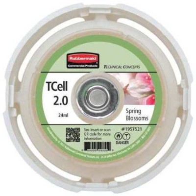 Rubbermaid 1957521 1957521 TCell 2.0 Refill - Spring Blossoms