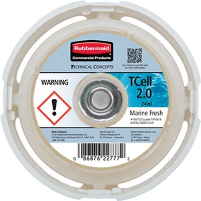 Rubbermaid 1957525 1957525 TCell 2.0 Refill - Marine Fresh