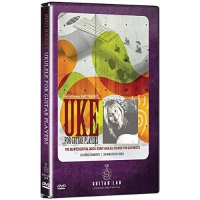 Emedia TF08142 Ukulele For Guitar Players DVD