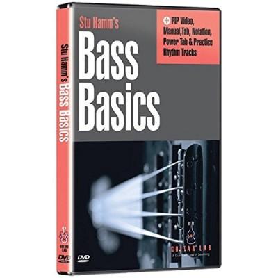 Emedia TF10116 Stu Hamm U: Bass Basics - 2-DVD Set