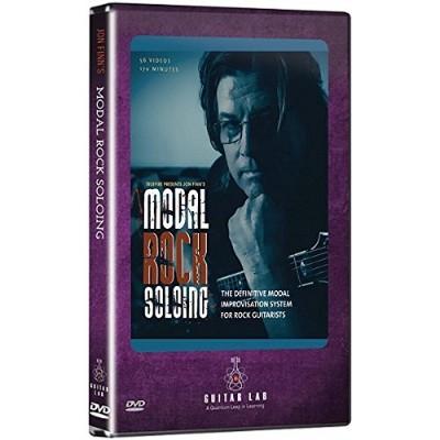 Emedia TF10142 Modal Rock Soloing DVD