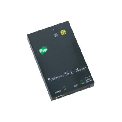 Digi 70001899 PortServer TS 3+Modem 3-port RJ-45 Device Server