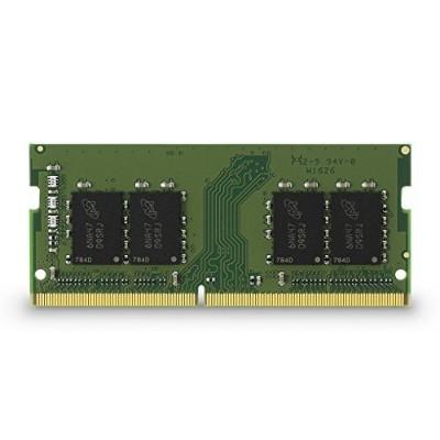 Kingston KVR24SE17S8/4MB 4GB 2400MHz DDR4 ECC CL17 SODIMM 1Rx8 Micron B