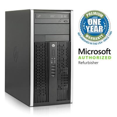 HP Inc. M-OLHP6200/3.1CI5M Pro 6200 MT Desktop - Intel Core i5-2400 3.1GHz  8GB DDR3  1TB HDD  DVDROM  Windows 10 Pro  Microsoft Authorized Refurbished (Off-Lea