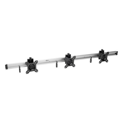 TrippLite DMR1015X3 Triple Flat-Panel Rail Wall Mount for 10 to 15 TVs and Monitors