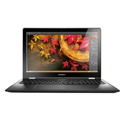 Lenovo 80R4000XUS-OB Flex 3 1580 Intel Core i5-6200U Dual-Core 2.30GHz Convertible Notebook PC - 4GB RAM  128GB SSD  15.6 Touchscreen  1366x768  Wi-Fi  Bluetoot
