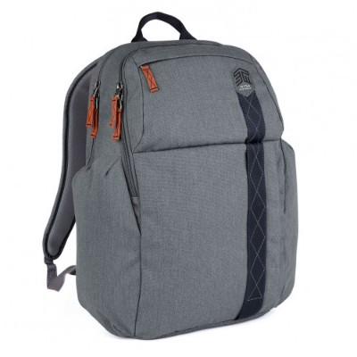STM Bags STM-111-149P-20 KINGS 15 Laptop Backpack - Tornado Grey
