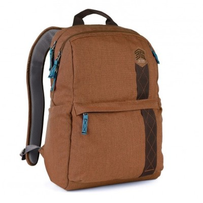 STM Bags STM-111-148P-10 BANKS 15 Laptop Backpack - Desert Brown
