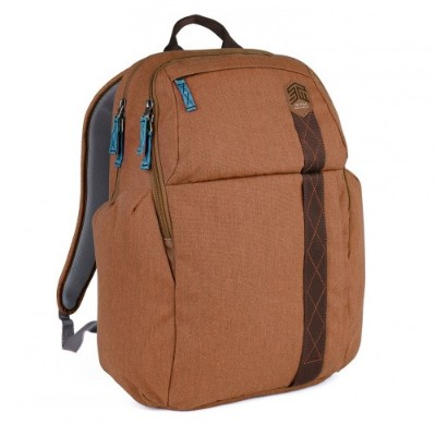 STM Bags STM-111-149P-10 KINGS 15 Laptop Backpack - Dessert Brown