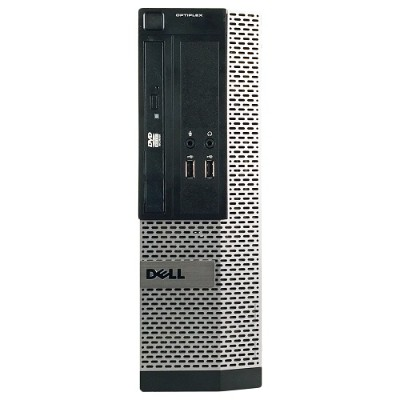 Dell RB-720089829988 OptiPlex 3010 Intel Core i5-3470 Quad-Core 3.20GHz Small Form Factor PC - 8GB RAM  2TB HDD  DVD  Gigabit Ethernet - Refurbished
