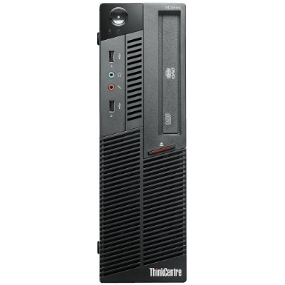 Lenovo RB-720089830212 ThinkCentre M90 Intel Core i5-650 Dual-Core 3.20GHz Small Form Factor PC - 8GB RAM  250GB HDD  DVD  Gigabit Ethernet - Refurbished