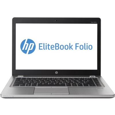 HP Inc. PC5-0853 EliteBook Folio 9470m Ultrabook - Intel Core i5-3437U with Intel HD Graphics 4000 1.9 GHz  8GB RAM  128 GB SATA SSD  720p HD webcam  Gigabit Et