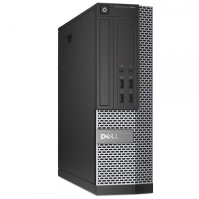 Dell M-OLDEL70103.2I582T 7010 i5-34703.2GHz (up to 3.6GHz) 8GB DDR3  2TB HDD  DVD  TPM 1.2  Intel vPro  (2) DisplayPort  VGA  Serial  USB 3.0  SFF W10P  Micros
