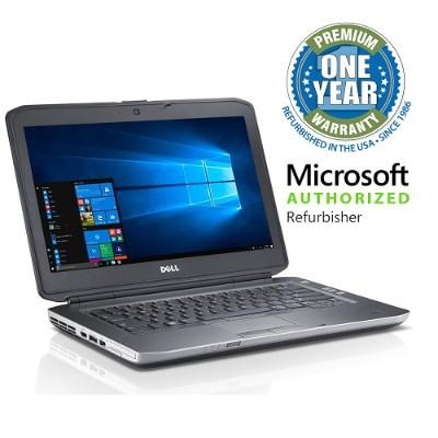 Dell M-DELE5430/2.5CI5320 Latitude E5430 Intel Core i5-3210M Dual-Core 2.50GHz Laptop - 8GB RAM  320GB HDD  14.0 HD LED  Fast Ethernet  802.11ac  Bluetooth  6-c