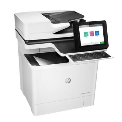 HP Inc. J8J64A#BGJ LaserJet Enterprise Flow MFP M631h -  Print  Copy  Scan - Resolution technology : FastRes 1200  1200 x 1200 dpi - Up to 300 000 pag